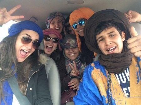 Tour por Marruecos
