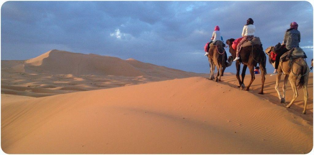 Viaje al Sahara