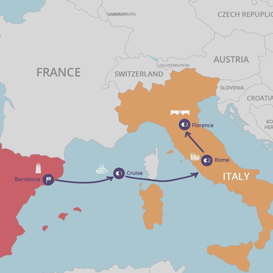 mediterraneo mapa 2017 verano