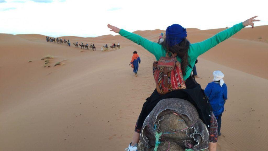 marruecos viajes jovenes