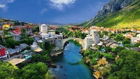 Circuito por los Balcanes