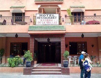 Marruecos_Gargantas de Dades_hotel Kasbah la Valle