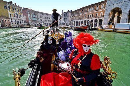 Viaje Carnaval Venecia