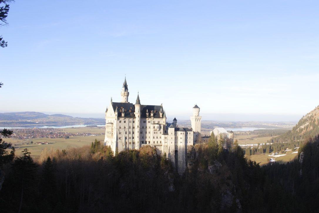 neuschwanstein alemania castillo