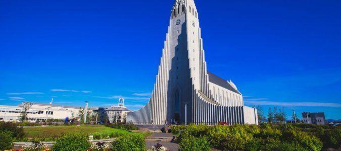 reykjavik Hallgrímskirkja