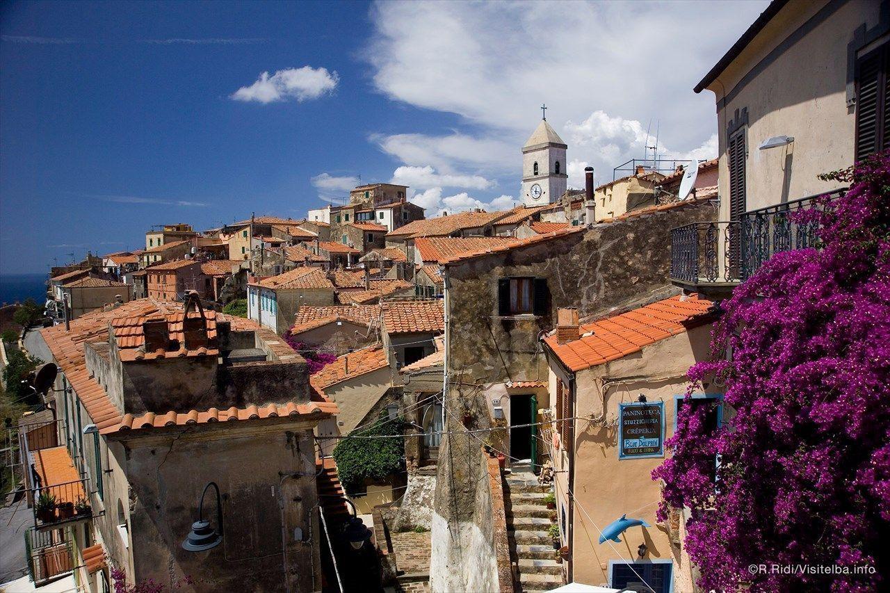 Isla de Elba en 3 Días