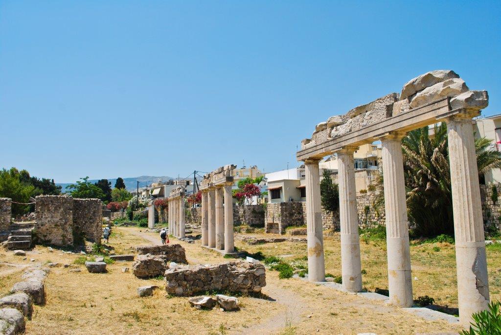 kos grecia monumentos