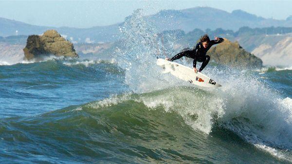surfing lefkada greece
