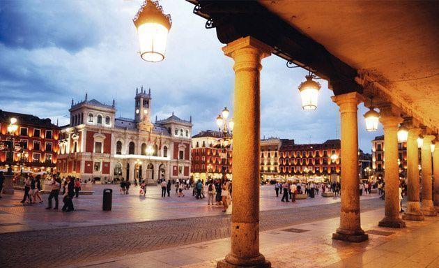 Erasmus en Valladolid
