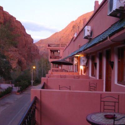 Marruecos hoteles kasbah-de-la-vallee