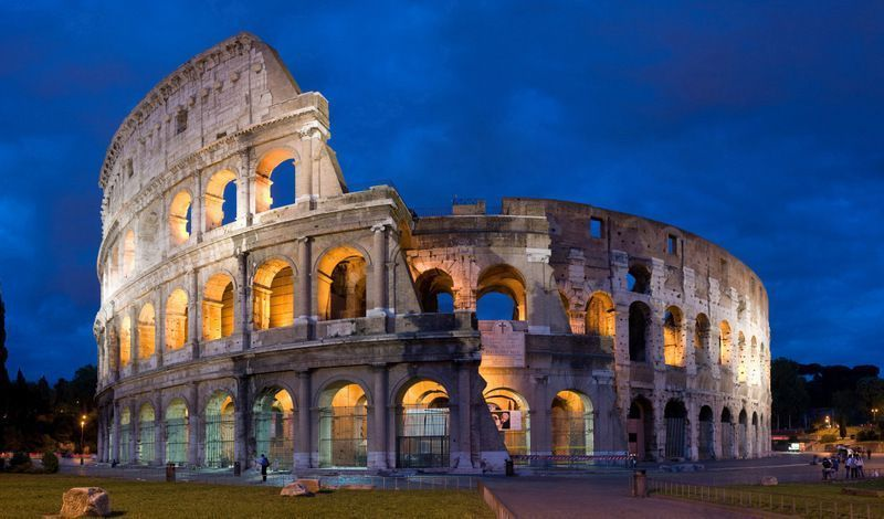 Erasmus Guide to Rome