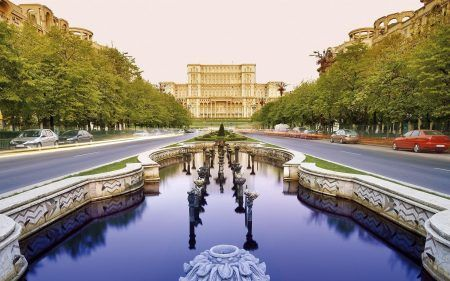 Bucarest, Rumanía