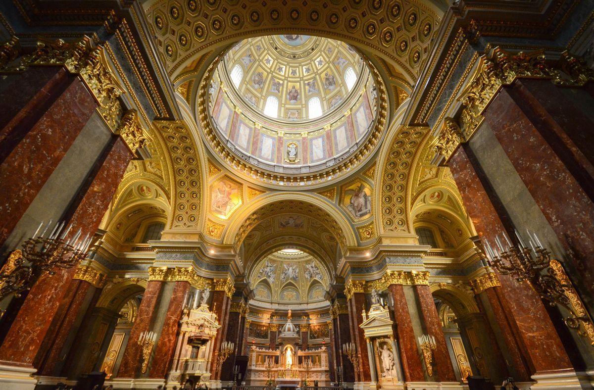 La Basilica de San Esteban
