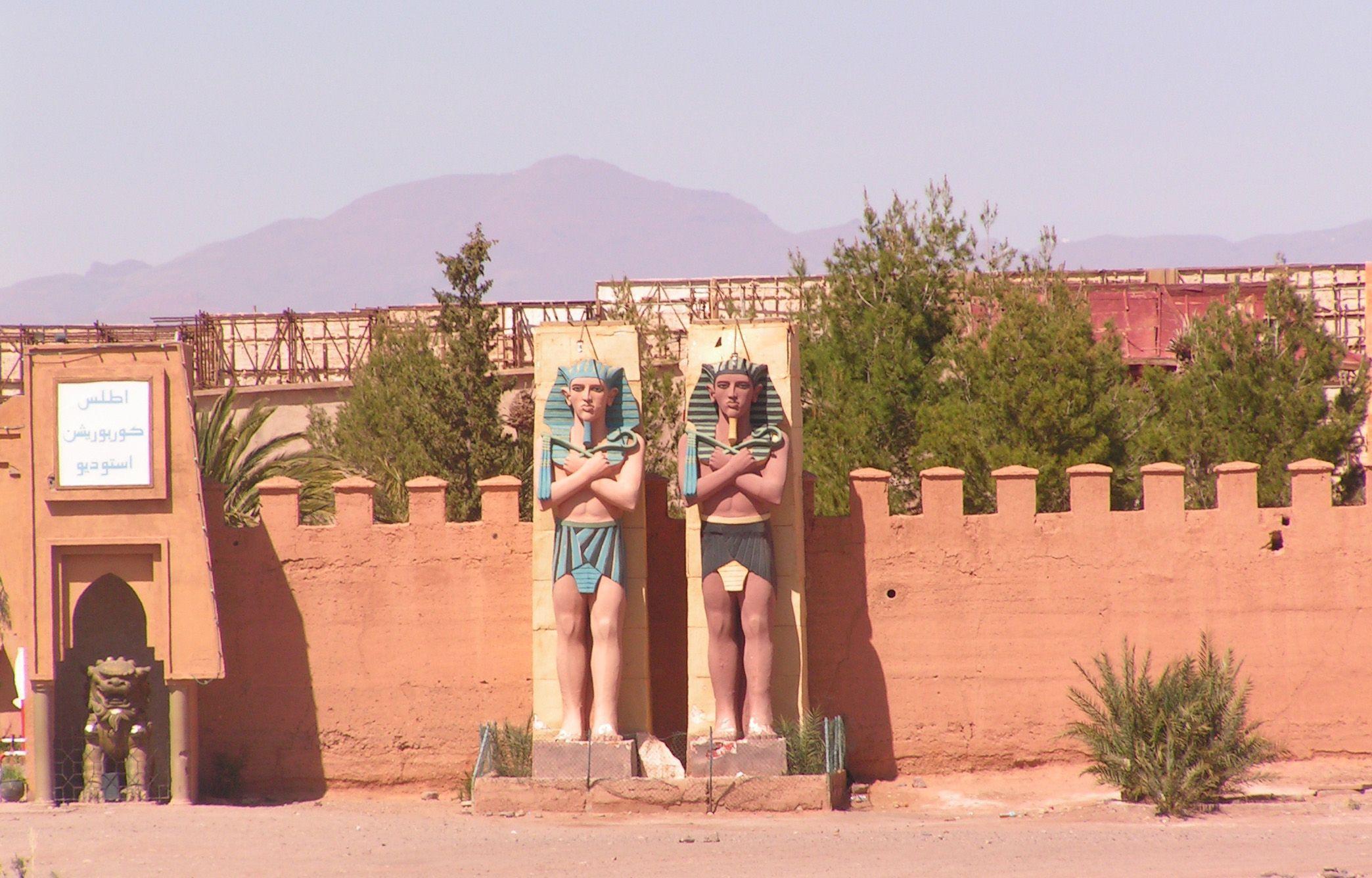 Películas del Desierto del Sahara