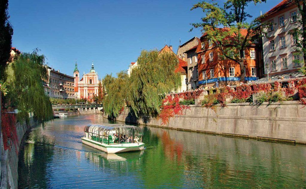 Visitar Eslovenia