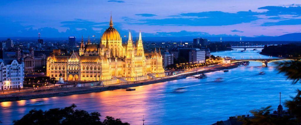 Foto de vistas de budapest