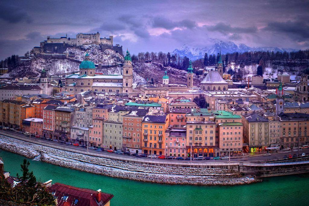 Salzburg in a day
