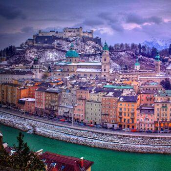 Salzburgo en un Día