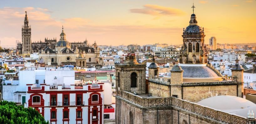 Erasmus in Seville