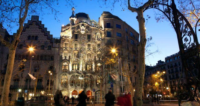 Erasmus in Barcelona