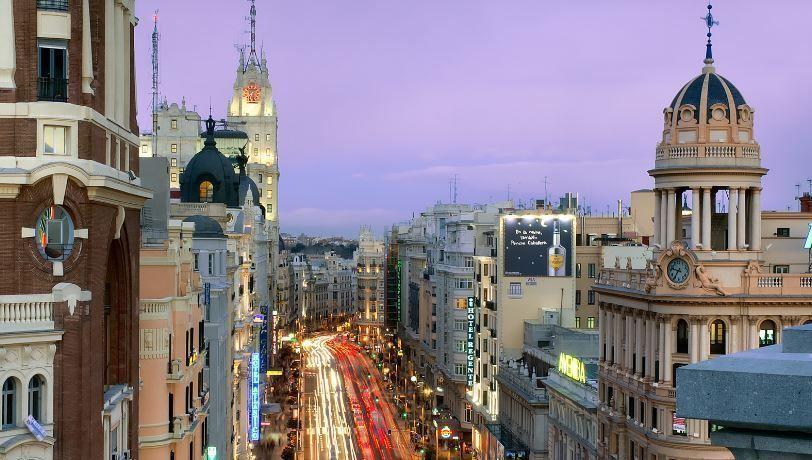 Erasmus in Madrid