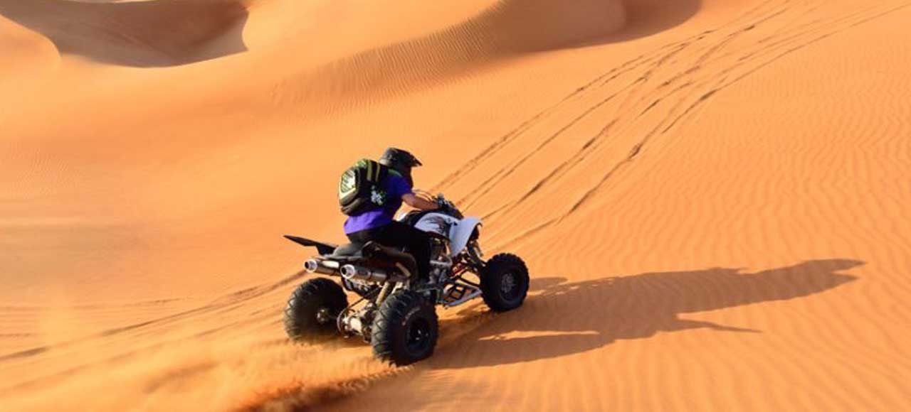 Viajar a Marrakech 4x4 quads