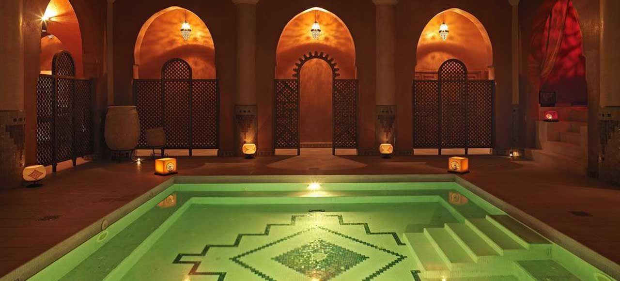 Viajar a Marrakech Hamman