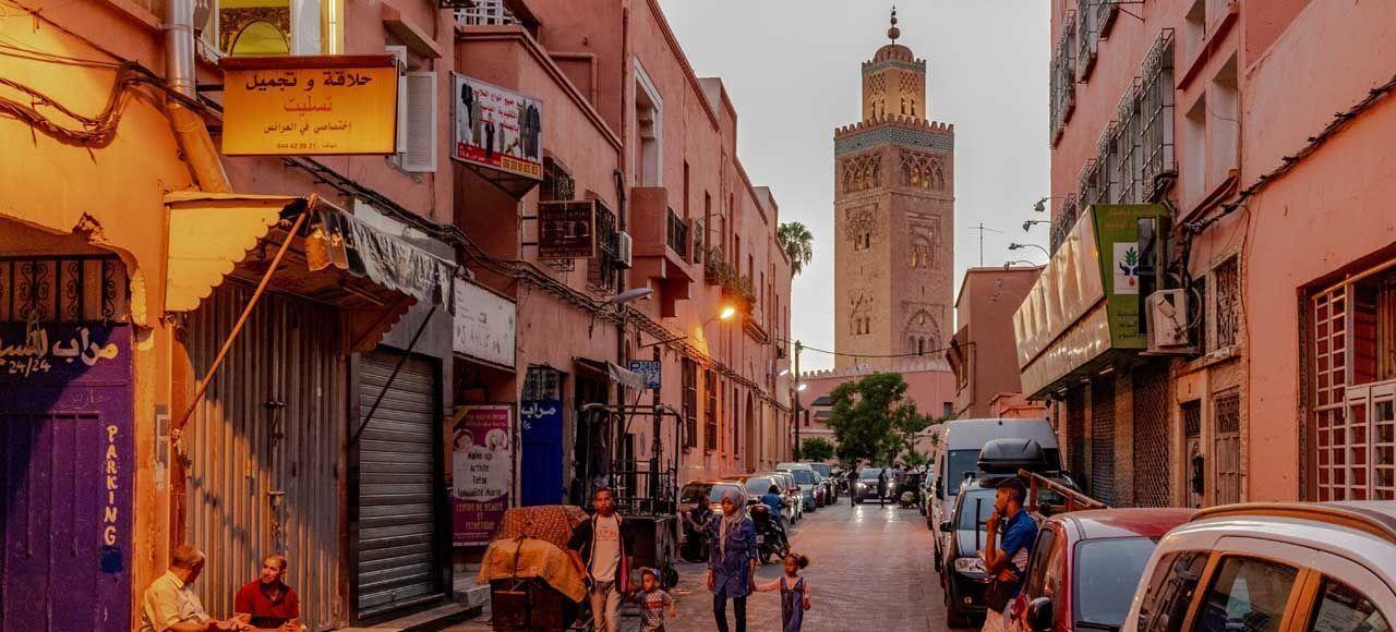 Viajar a Marrakech Marruecos