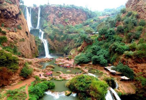 Ouzoud Falls Trip