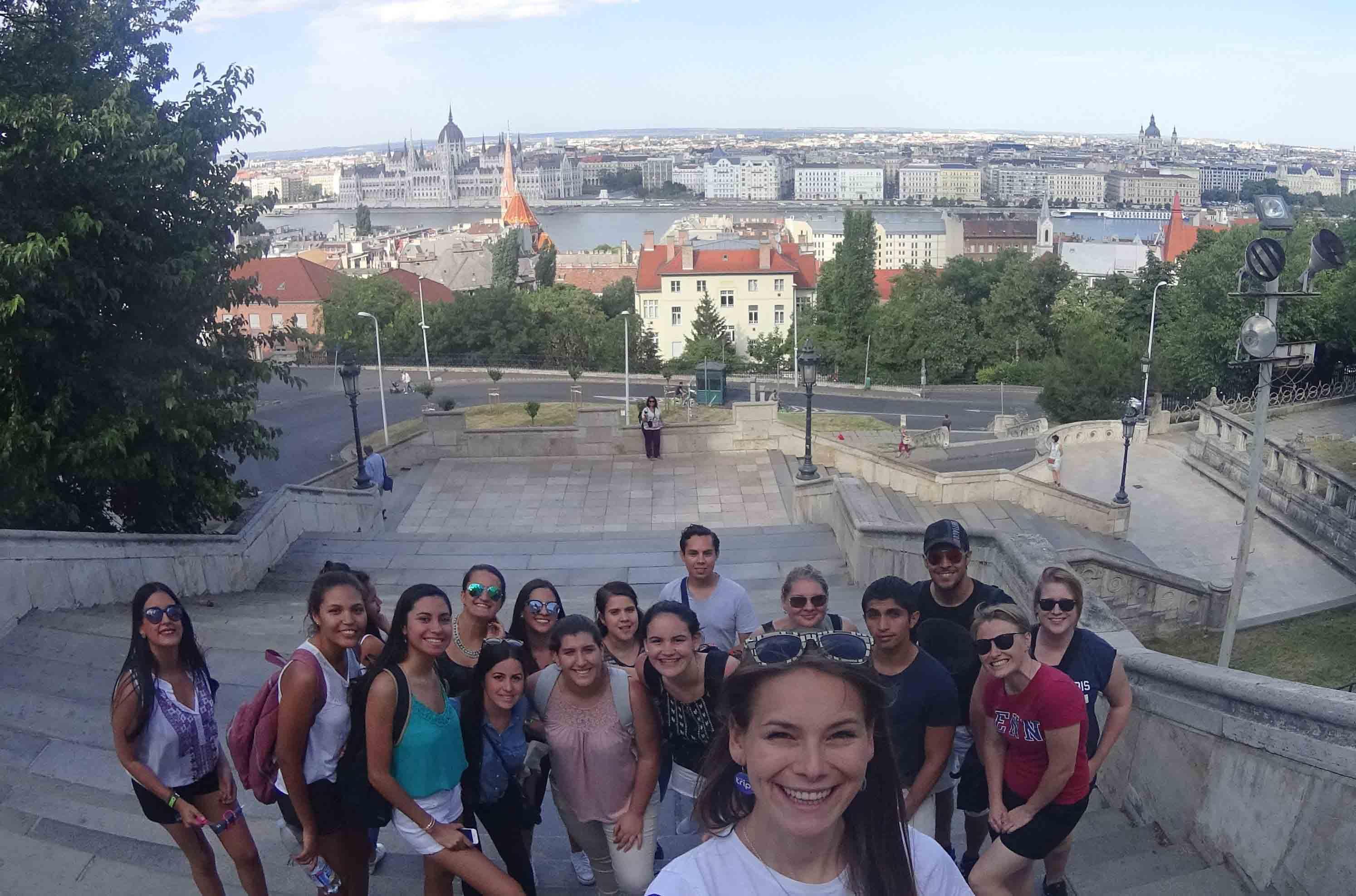 Circuito Praga Viena Budapest