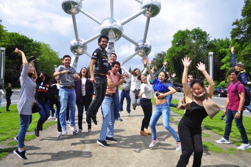atomium bruselas grupo unitrips