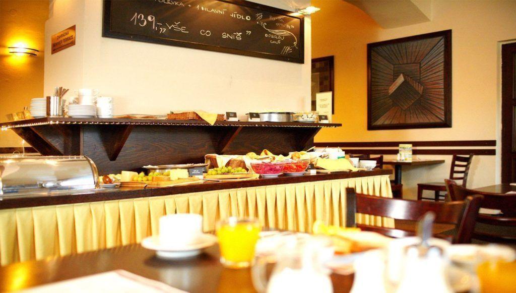 comer en Praga