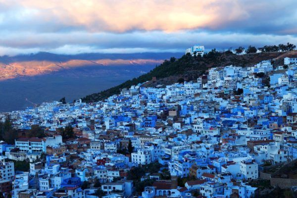 Excursion to Chefchaouen