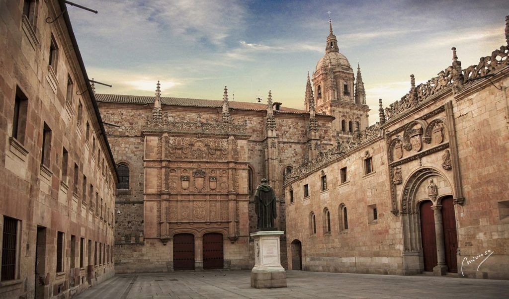 Erasmus in Salamanca