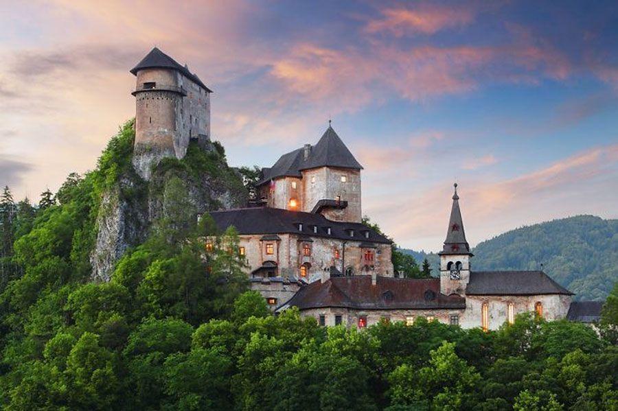 tourism in Slovakia