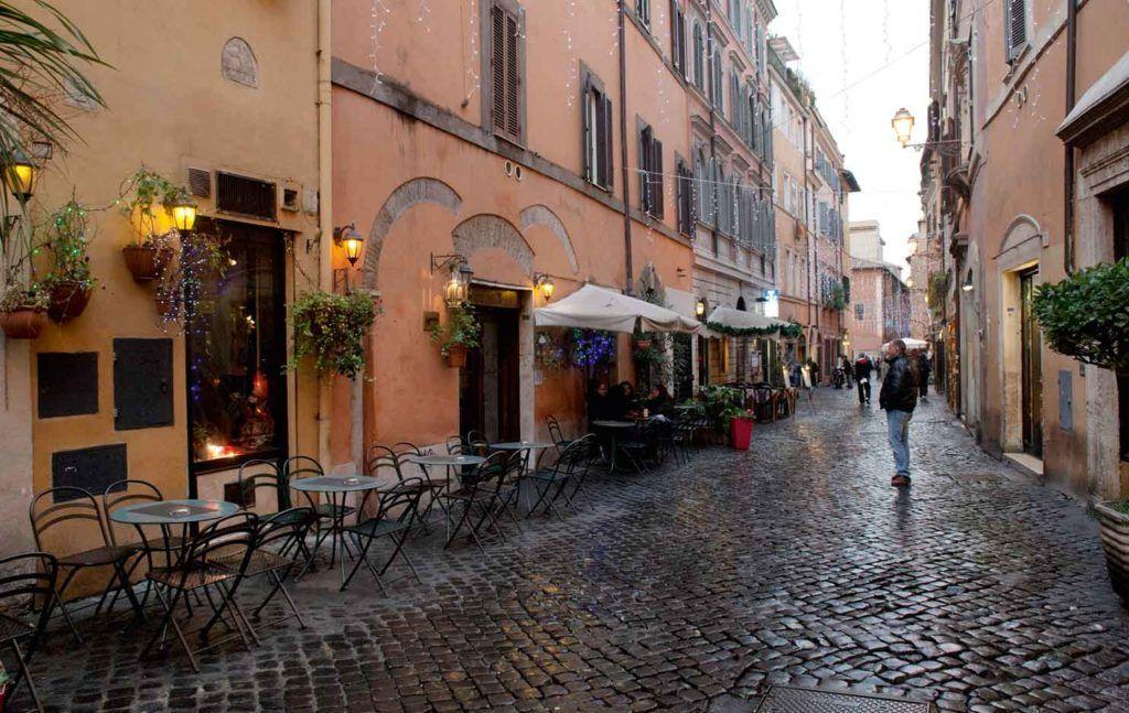 romantic spots in Rome