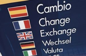 countries where you need to change currency