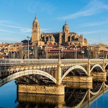 Erasmus en Salamanca
