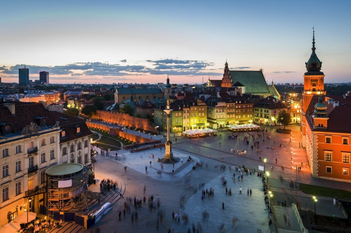 Erasmus en polonia