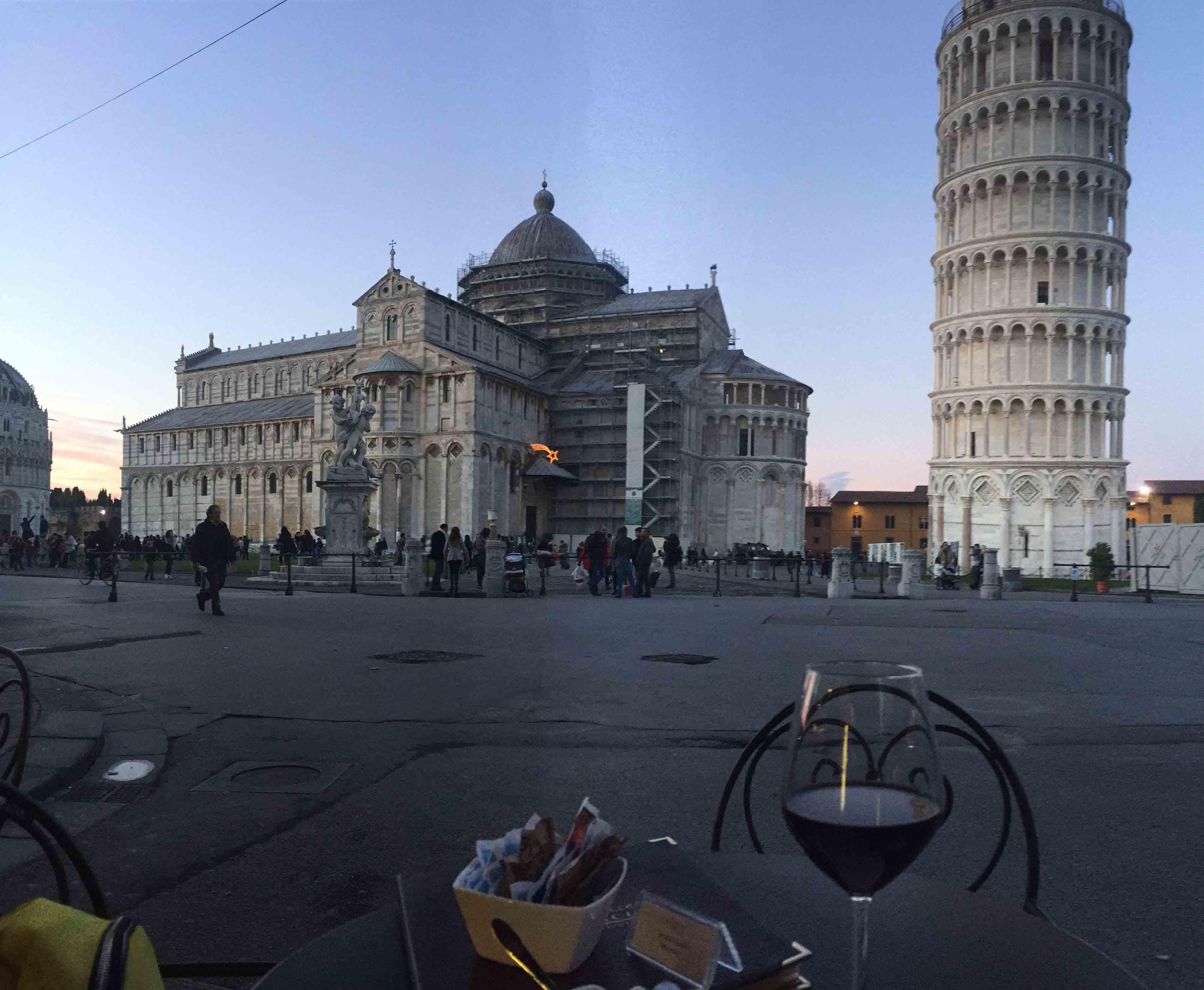 italia pisa torre