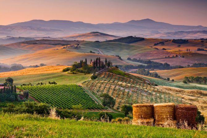 visitar La Toscana