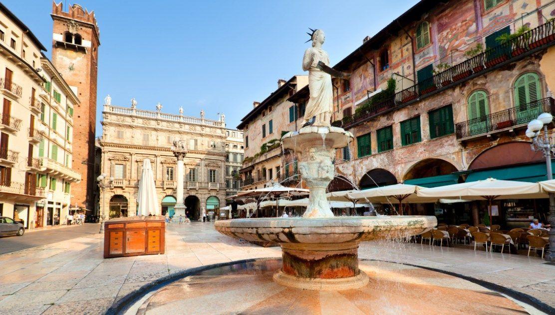 italia verona fuente