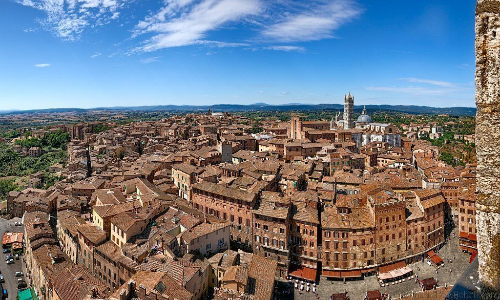 Visit Siena in One Day