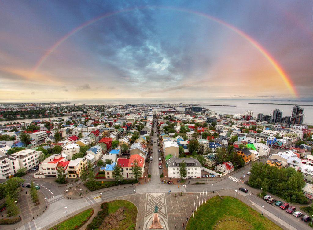 Viaje para el Sur de Islandia