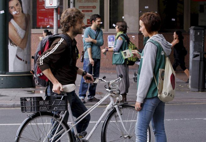 Erasmus en Bilbao