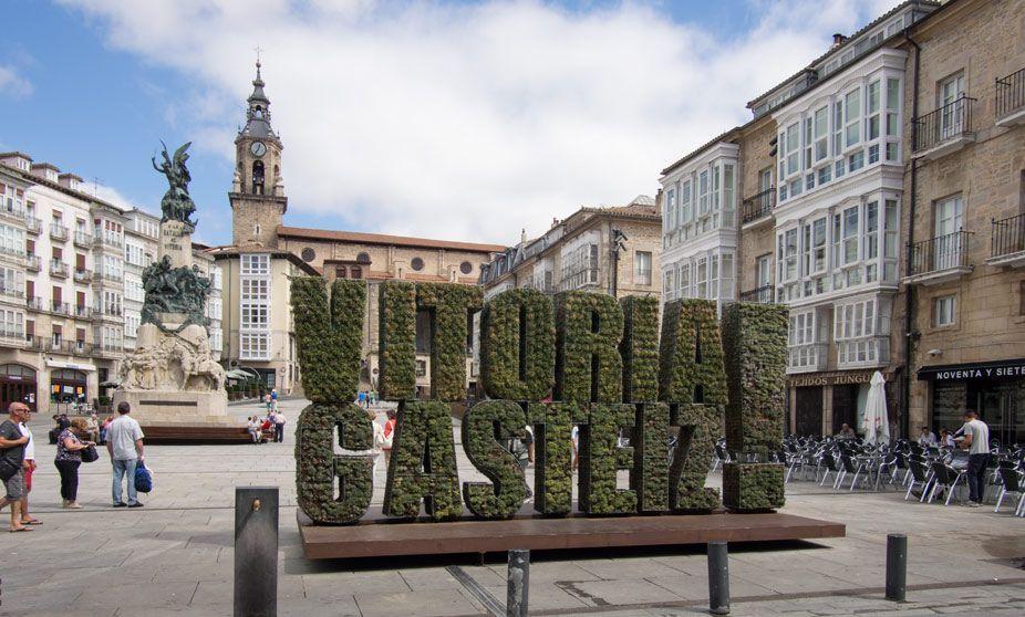 Erasmus en Vitoria