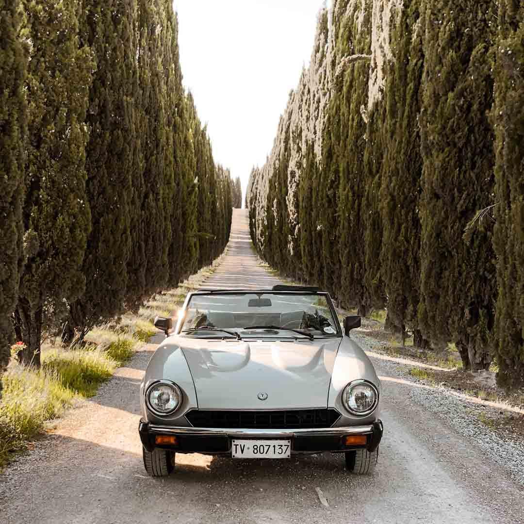 Como Viajar en Toscana