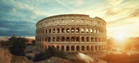 Foto erasmus Roma del tour por europa