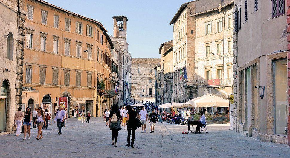 Mejor Guía Erasmus en Perugia