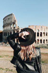 Photo juliana malta colosseum